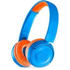 JBL JR 300 Bluetooth on-ear слушалки, сини
