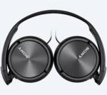 Sony Слушалки MDR-ZX310/ZX310AP, черни