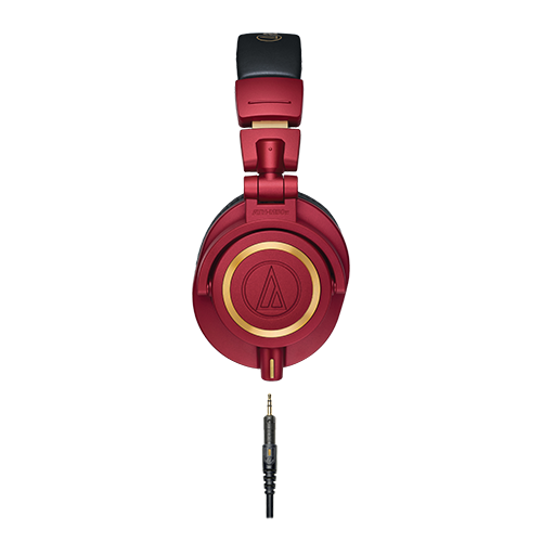 AUDIO-TECHNICA ATH-M50XRD (RED)
