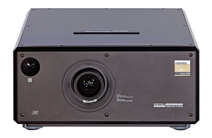 Digital Projection HIGHLite 740 WUXGA 2D