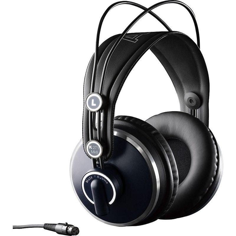 AKG HSC 271 STUDIO SET over-ear слушалки, черни