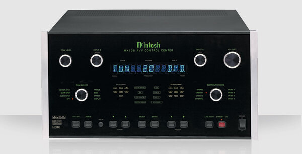 McIntosh MX-136 AV Preamplifier