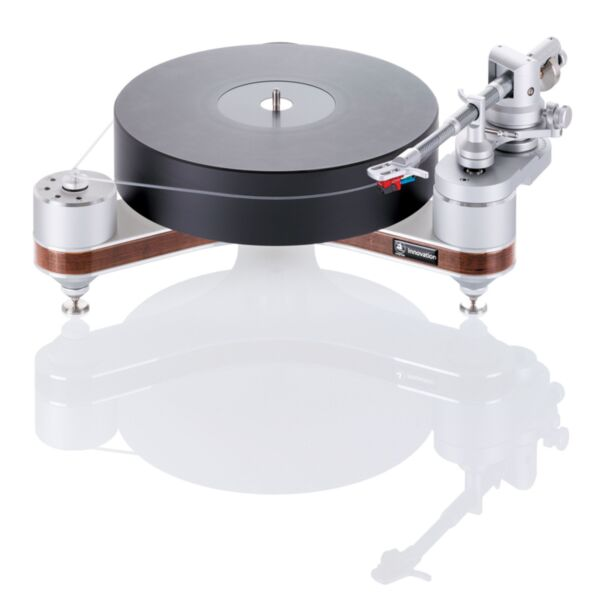 Clearaudio Innovation Compact /Natural Wood