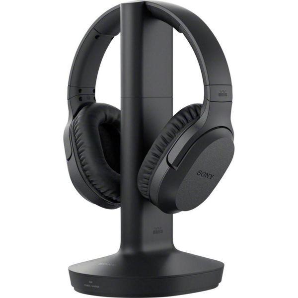 Sony Безжични слушалки MDR-RF895RK RF, черни