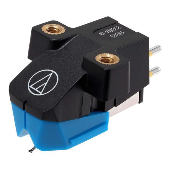 Audio-Technica Hi-Fi & Phono AT-VM95C (w/ Conical Stylus)