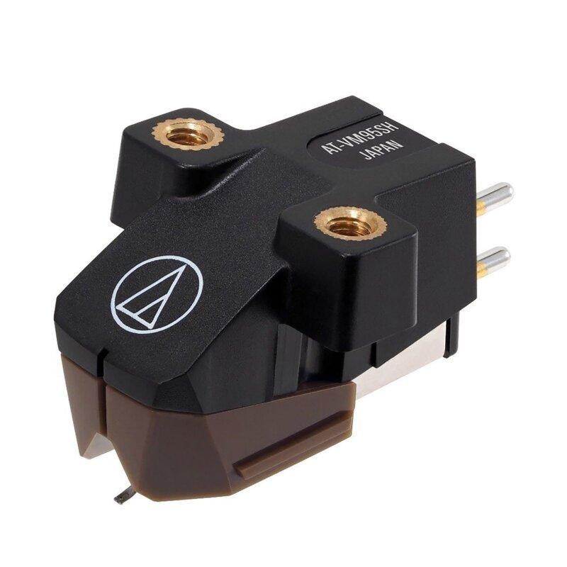 Audio-Technica Hi-Fi & Phono AT-VM95SH (w/ Shibata Stylus)