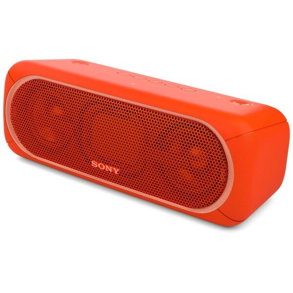 Преносим високоговорител Sony XB40 с EXTRA BASS™ и BLUETOOTH®, RED