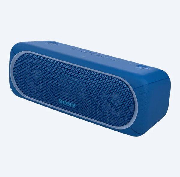 Преносим високоговорител Sony XB30 с EXTRA BASS™ и BLUETOOTH®, BLUE