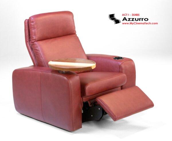 CinemaTech Azzurro Motorized incliner