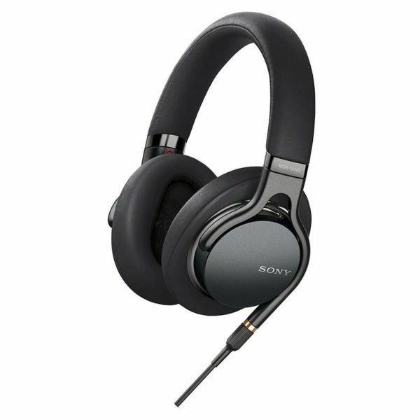Sony MDR-1AM2 over-ear слушалки, черни