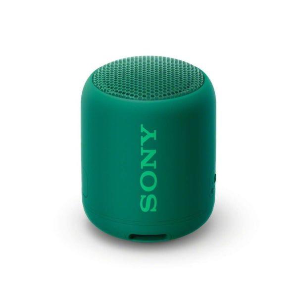Sony XB12 с EXTRA BASS™ и BLUETOOTH, зелена