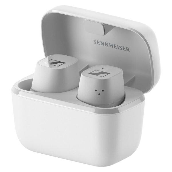 Слушалки Sennheiser CX 400BT True Wireless - бели