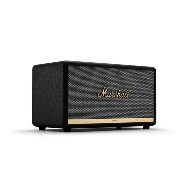 MARSHALL STANMORE II VOICE BT, черна