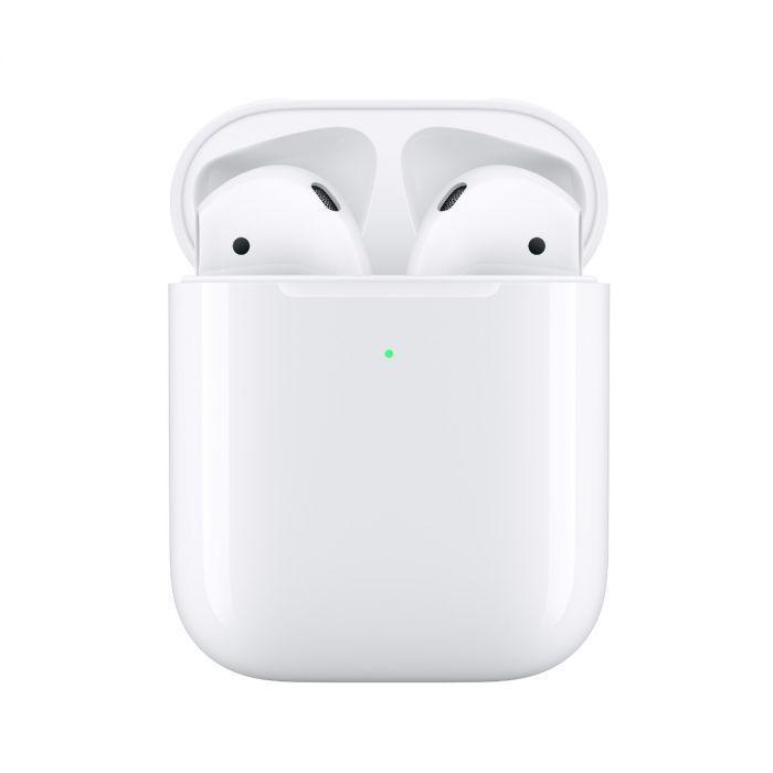 AirPods с безжична кутия-зарядно