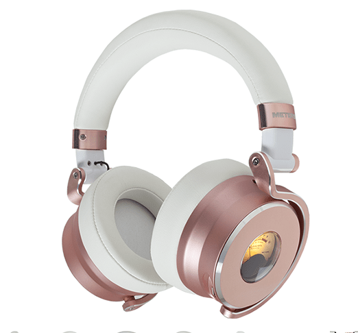 Over Ear Слушалки с ANC METERS OV-1 ROSE