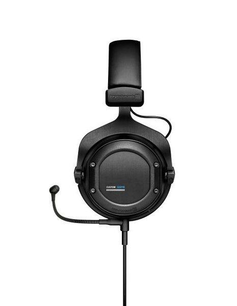 BEYERDYNAMIC Custom Game over-ear слушалки, черни