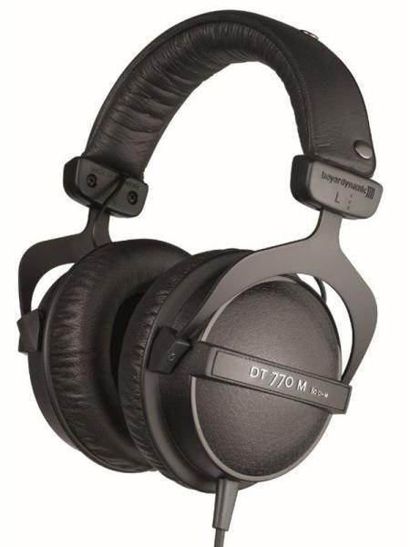 BEYERDYNAMIC DT 770 M over-ear слушалки, черни