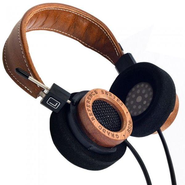 Over Ear Слушалки От Отворен Тип GRADO RS2e