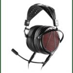Audeze LCD-GX over-ear слушалки, черно-червени