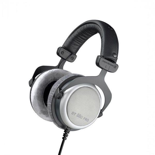 BEYERDYNAMIC DT 880 PRO over-ear слушалки, сиви