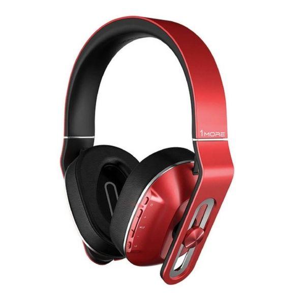 Шумоизолиращи Over-ear Слушалки 1MORE MK801, червени