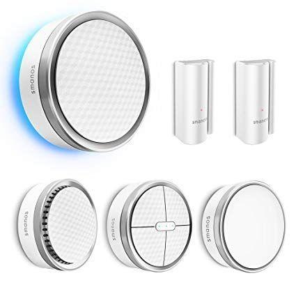 Smanos Z-WAVE Smart Home DIY Kit K1-ZW