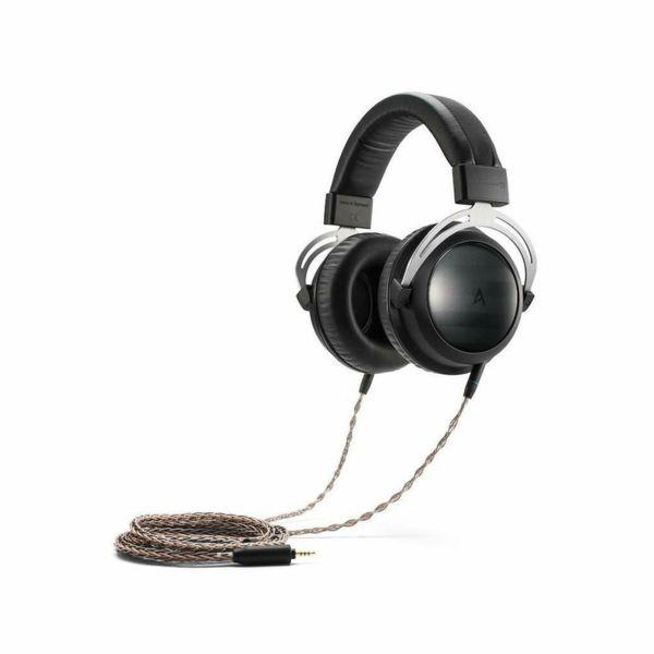 Astell&Kern AK T5p 2nd over-ear слушалки, черни