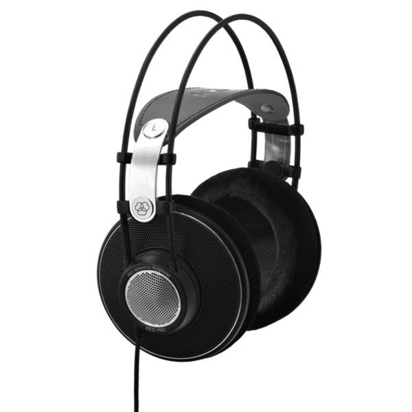 AKG K612 PRO over-ear слушалки, черни