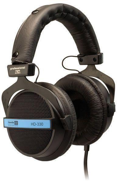 Over-Ear Полуотворени Слушалки HD330