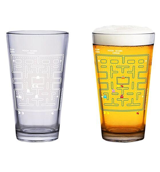 Чаша за бира - Pac Man