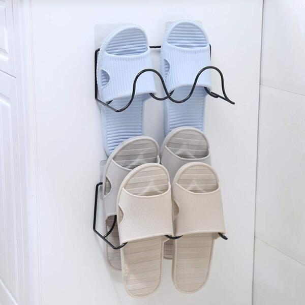 Компактна стойка за чехли