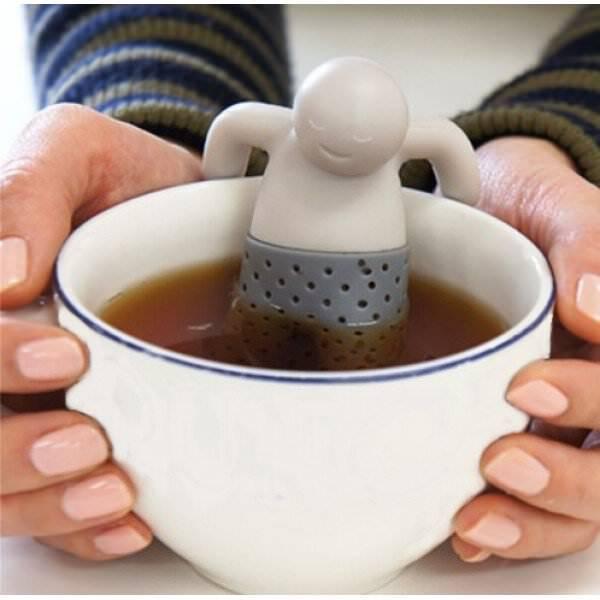 Цедка за чай - Mr. Tea