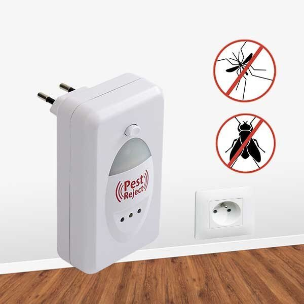 Ултразвуково устройство за борба с вредители - Pest reject