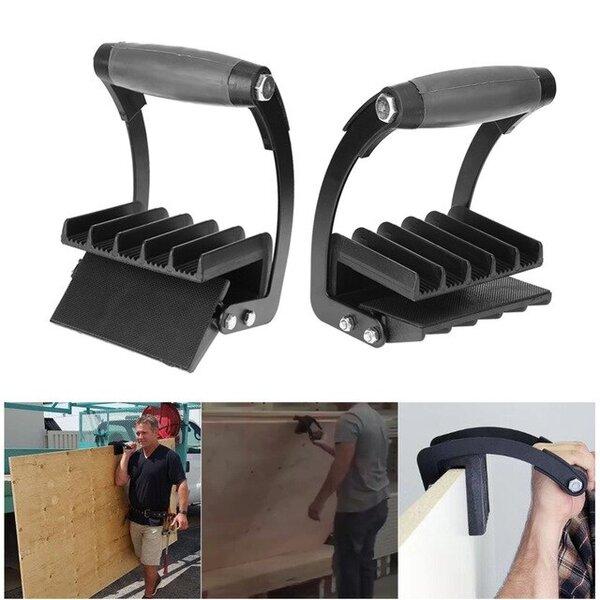 Професионален уред за пренасяне на плоскости - Gorilla Gripper