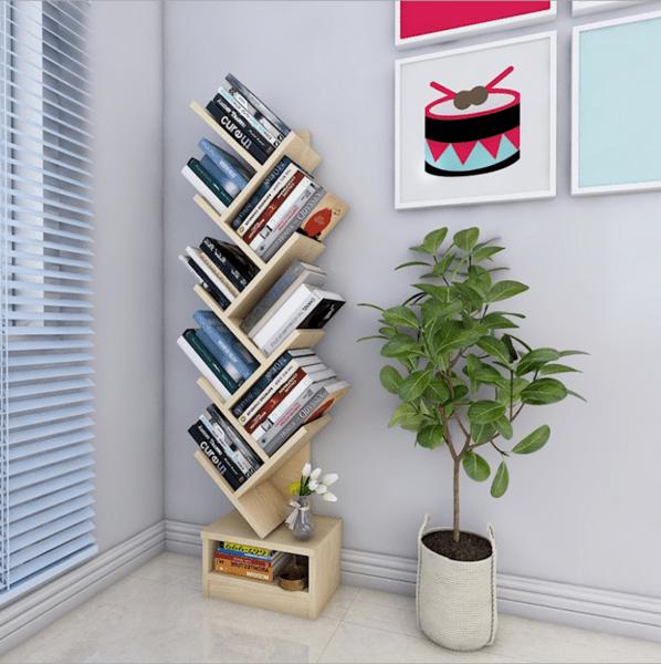 Голям рафт за книги