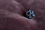 Пръстен в кралско синьо