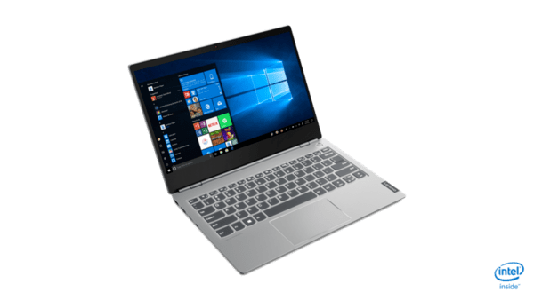 "Notebook Lenovo ThinkBook 13s,Mineral Grey,Intel Core i5-10210U(1.6GHz up to 4.2GHz,6MB),8GB DDR4,256GB SSD M.2 PCIe NVMe,13.3""FHD(1920x1080) IPS 300nits,Int,Wireless AC"
