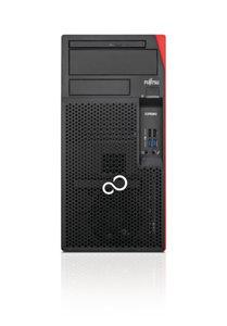 """ESPRIMO P558/E85+/Intel Core i5-9400/1x8GB DDR4-2666 unb.UDIMM non-ECC/VGA extension card FH/DVD SuperMulti SATA slim (tray)/ 256GB SSD SATA III, 6 Gb/s, 2.5""""/Country kit Euro-cable (EU+)"""