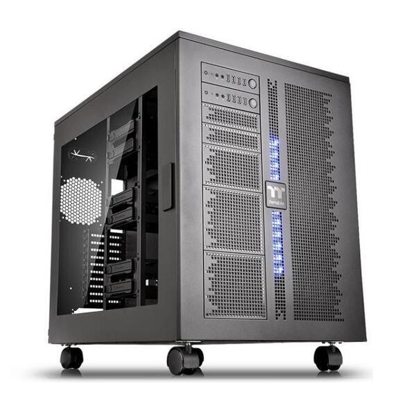 Кутия THERMALTAKE Core W200 Black CA-1F5-00F1WN-00, Черна