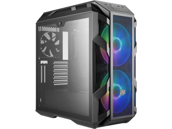 Кутия Cooler Master MasterCase H500M Iron Grey RGB