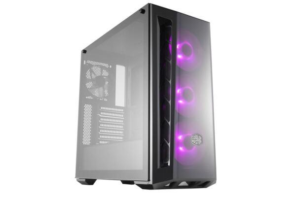 Кутия Cooler Master MasterBox MB520 RGB, Mid-Tower, Черен