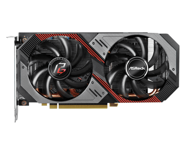 Видео карта Asrock Radeon RX 5600 XT Phantom Gaming D2 6G OC
