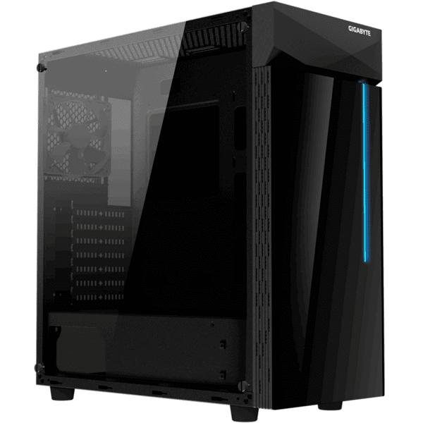 Кутия Gigabyte C200G RGB, Mid Tower