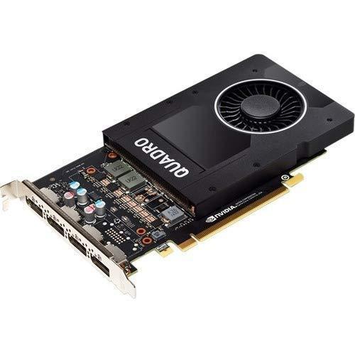 Видео карта PNY NVIDIA Quadro P2200, 5GB, GDDR5, 160 bit, DisplayPort