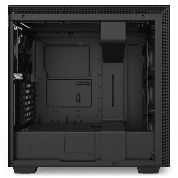 Кутия NZXT H710 Matte Black