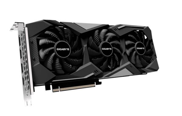 Видео карта GIGABYTE Radeon RX 5500 XT GAMING OC 8GB GDDR6