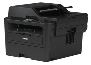 Laser Multifunctional BROTHER MFCL2732DW, 34 ppm, 128 MB, Duplex, 250 paper tray, Up to 1200 page inbox toner, 10Base-T/100Base-TX, IEEE 802.11b/g/n, 1200x1200 dpi, 50 sheet ADF, 6,8cm colour