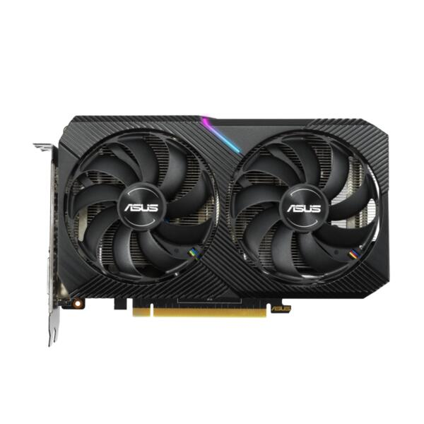 Видео карта ASUS DUAL RTX 2070 Mini OC Edition 8GB GDDR6 256-bit