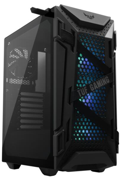 Кутия ASUS TUF Gaming GT301 АRGB, Mid-Tower