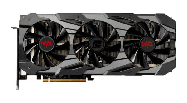 Видео карта PowerColor Red Devil Radeon RX 5700 XT 8GB GDDR6